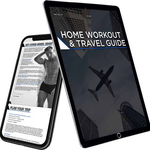 The Cover Model - Travel Guide (Was £55)
