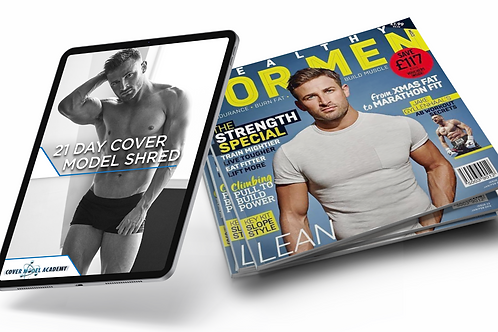 21 Day Cover Model Shred
