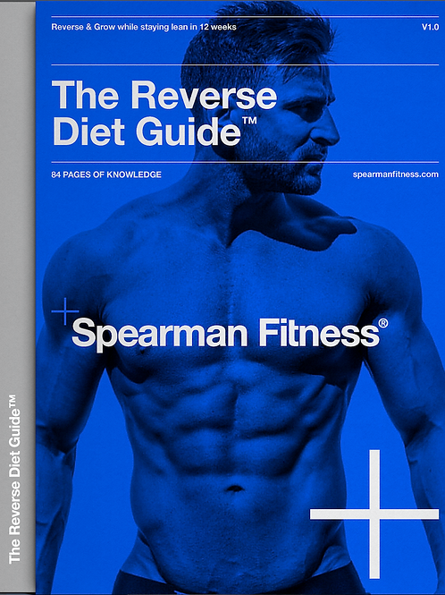 Cover Model Reverse Diet Secrets (£95)