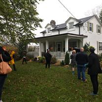 Will Grahams House & Barn