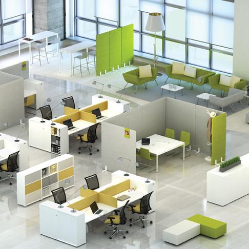 辦公家具應如何選購?