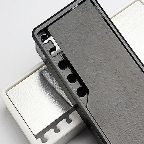 鋁合金桌面線槽盒 (圓型出線口)