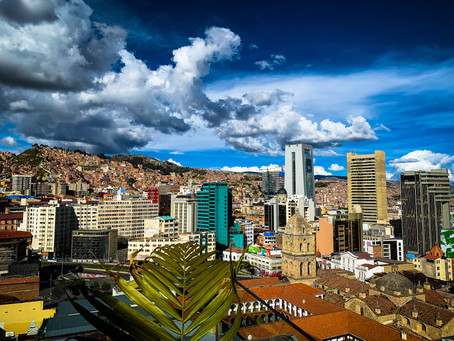 LOCKDOWN IN BOLIVIA