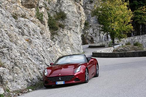 Ferrari CALIFORNIA T à Montpellier