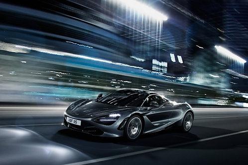 Annecy: McLaren 720S