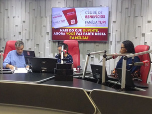 MUSIVA LEVA PAUTA DE EMPREENDEDORISMO SOCIAL PARA RÁDIO TUPI