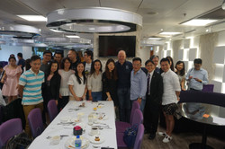 2017 Jul - Lunch with Class of 2017
