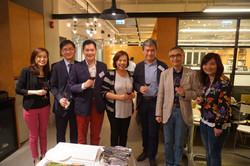 2015 Apr - Wine Dinner