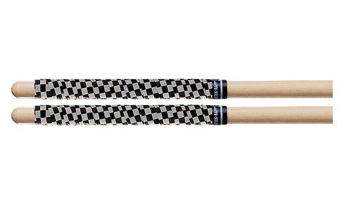 Promark SRBLA White/Black Check Stick Rapp