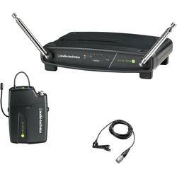 Audio-Technica LAVALIER WIRELESS SYS 169.505 - 171.905 MHz