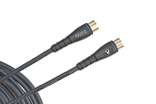 D'Addario MIDI Cable 10 ft