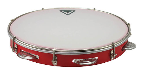 "12"" Abs Pandeiro - Red"