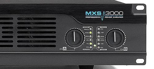 3 X 1500 Watts (4 Ohms) 2u Class H Power Amplifier