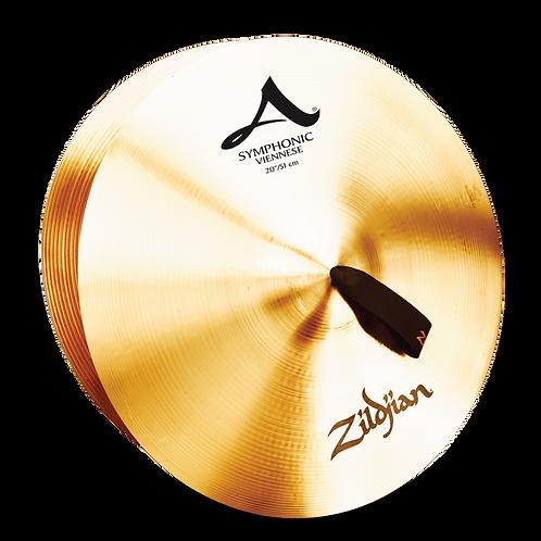 "20"" A Zildjian Symphonic Viennese Tone"