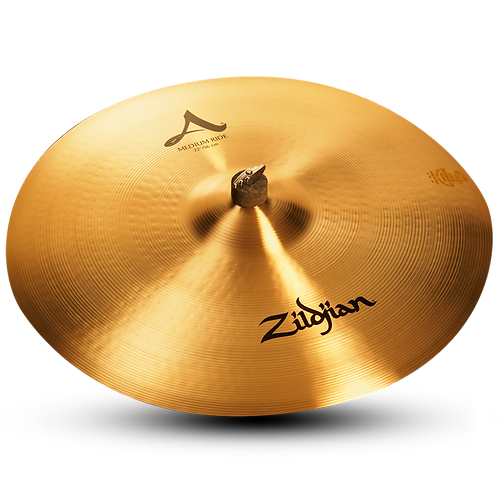 "22"" A Zildjian Medium Ride"