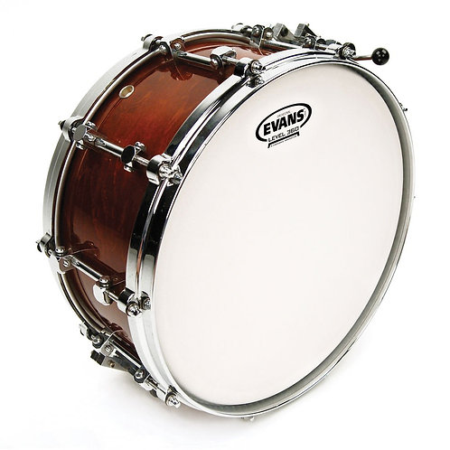 Evans Orchestral Coated White Snare Drum Head 14 Inch