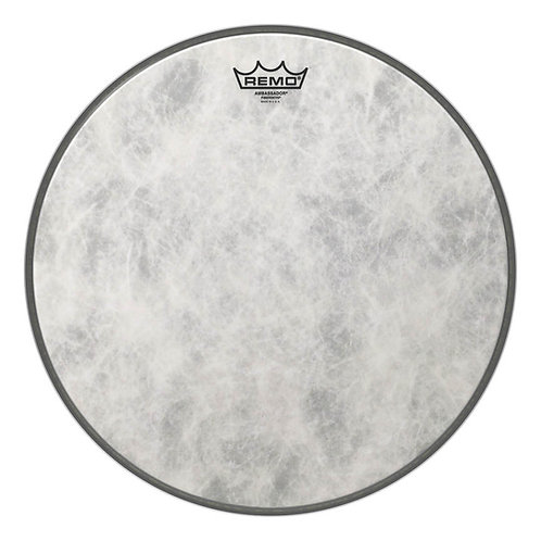 Remo Ambassador Fiberskyn Series Bass Drumhead