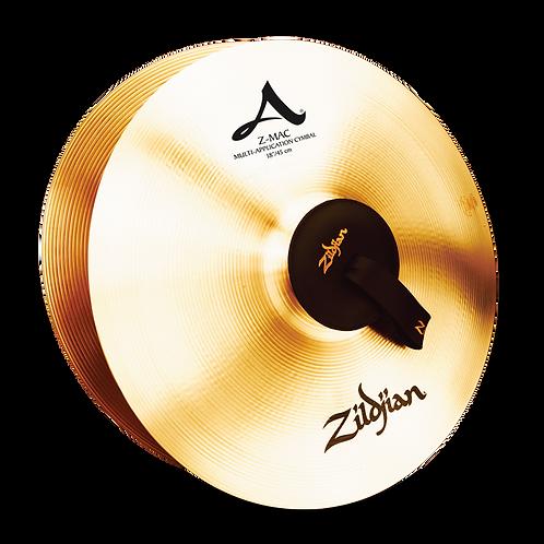 """18"""" A Zildjian Z-mac W/gromets"""