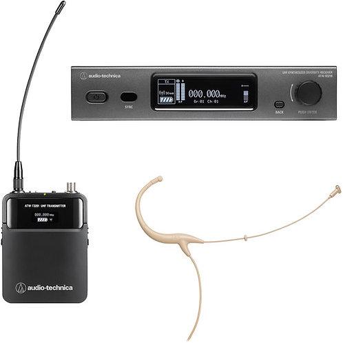 Audio-Technica R3210 T3201 BP894cH 470-530 Mz3000 Series Wls Sys (4th gen)
