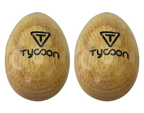Standard Wooden Egg Shakers (Pair)
