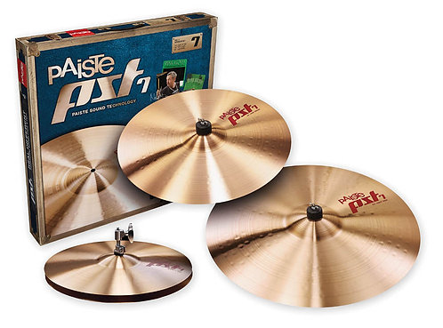 Paiste PST 7 Session Set (14/16/20)