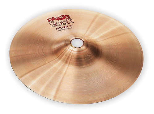 Paiste 08 2002 Accent Cymbal