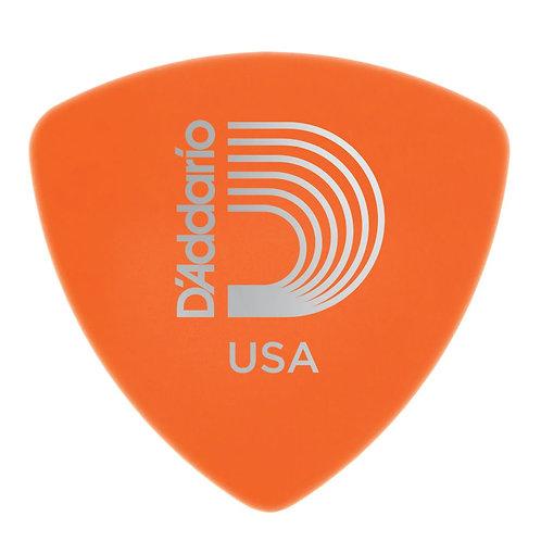 D'Addario Duralin Guitar Picks Light 100 pack Wide Shape