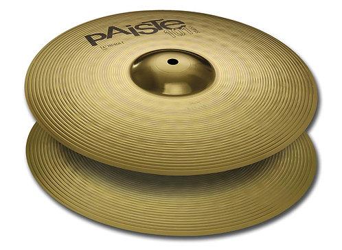 Paiste 101 Brass Hi-Hat
