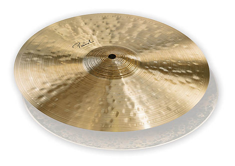 Paiste 14 Sig Traditionals Medium Light Hi-hat Top