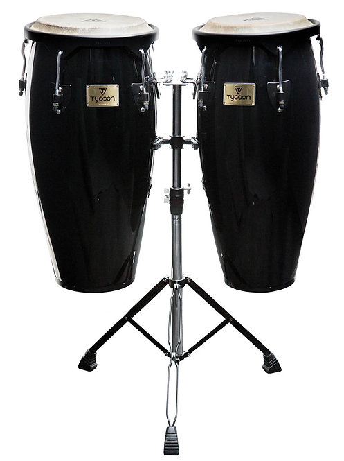 Supremo Series Black Congas