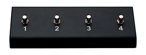 Randall Footswitch 4 Button     For use with RM4 preamp