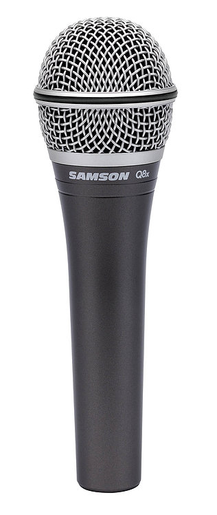 Q8x Professional Dynamic Vocal Microphone