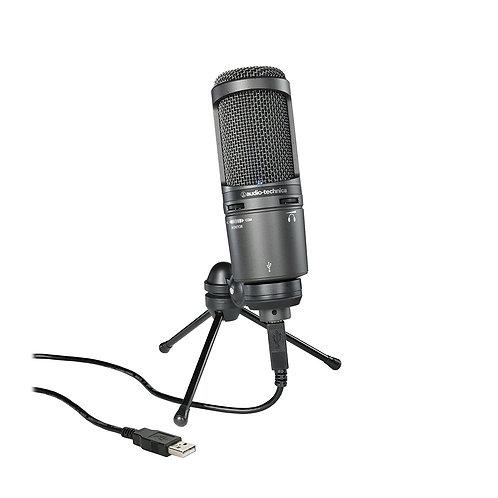 Audio-Technica AT STUDIO MIC USB HDPH JCK