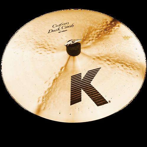 """16"""" K Custom Dark Crash"""