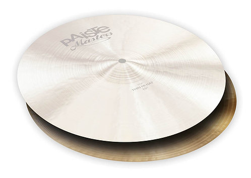 Paiste 15 Masters Thin Hi-hat Bottom