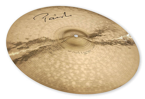 Paiste Signature Dark Energy Crash Mark I