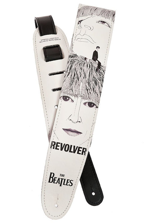 D'Addario Beatles Guitar Strap Revolver