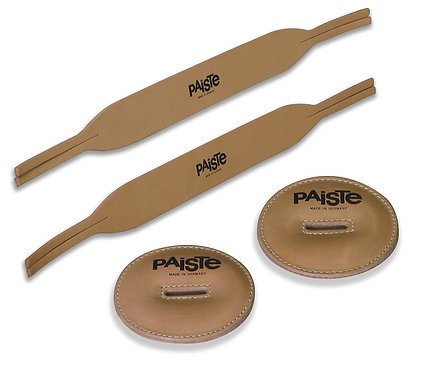 Paiste Deluxe Straps and Small Pads