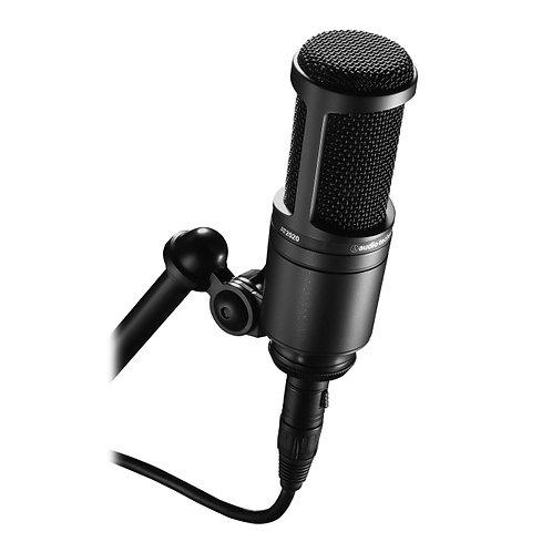 Audio-Technica A.T. CARDIOID COND. STUDIO MIC