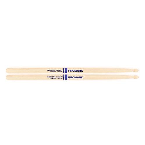 """Promark Hickory JR """"Junior"""" Wood Tip drumstick"""