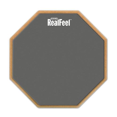 RealFeel by Evans Practice Pad 12 Inch