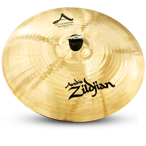 "17"" A Custom Medium Crash"