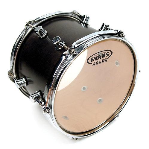Evans Resonant Glass Drum Head 6 Inch