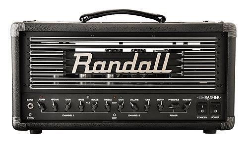 Randall 50w 2 ch Thrasher head AMP    tube head HS8518402000