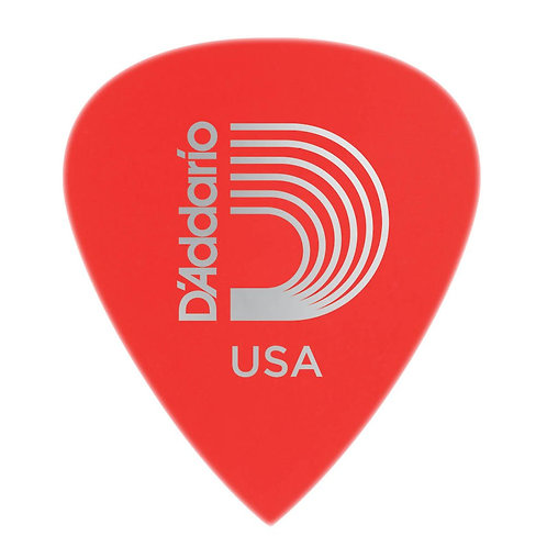 D'Addario Duralin Precision Guitar Picks Super Light 25 pack