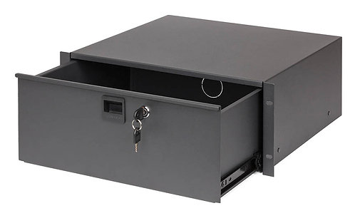 SRK Universal Rack Drawer - 3 Space