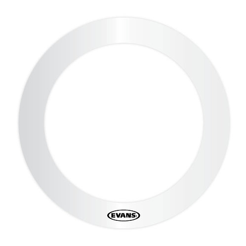 Evans 2 Inch E-Ring 10 Pack 16 Inch