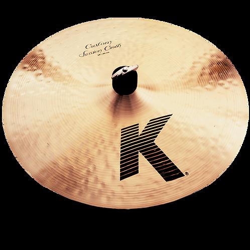 "16"" K Custom Session Crash"