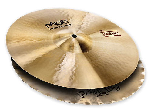 Paiste 14 Formula 602 Sound Edge Hi-hat