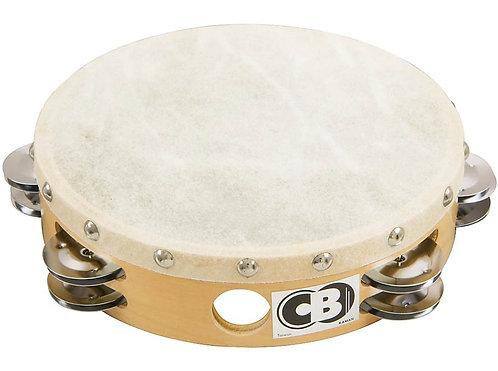 """CB 8"""" Double Row Tambourine"""